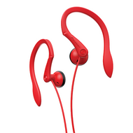 Pioneer Open-air Dynamic Sport Earphones - Red - SEE511R