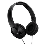 Pioneer Enclosed Dynamic Fold Headphones - Black - SEMJ503K
