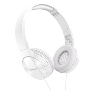 Pioneer Enclosed Dynamic Fold Headphones - White - SEMJ503W