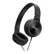 Pioneer Headphone Foldable Dynamic Black F/Encl - SEMJ522K