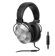 Pioneer Over ear Headphones Silver 40mm drivers - SEMS5TS