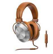 Pioneer Over ear headphones Tan 40mm drivers - SEMS5TT