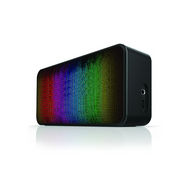 iLuv Bluetooth Speaker With Party Pulse LED Lights - AM6PARTYBK