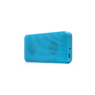 iLuv Aud Mini Slim Portable Bluetooth Speaker - Blue - AUDMINIBU
