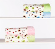 Daisy Rings Blanket Collection