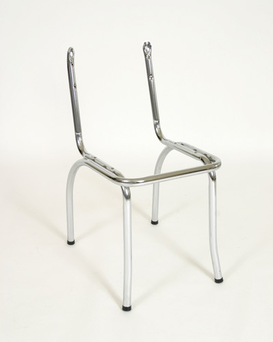 Good Classic Chrome Chair Frame 1 | Seats And Stools