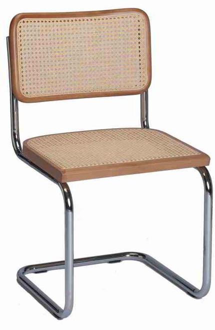 ... Breuer Cane Cesca Chair. Image 1
