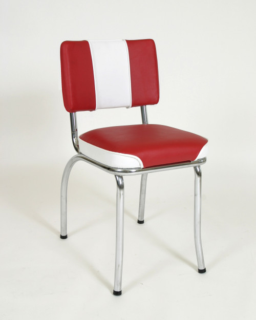 Superb Two Tone Classic Diner Chair 1 | Seats And Stools