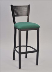 Mesh Back Bar Stool | Seats and Stools