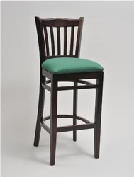 Seats and Stool's Jail House Wood Bar Stool