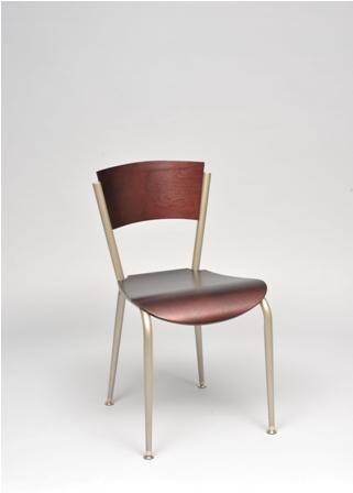 Brody Chair Wood And Metal Chair Seats And Stools
