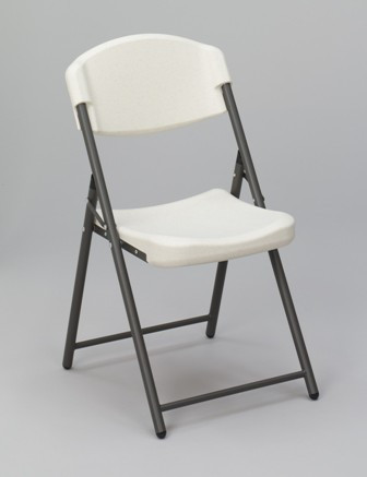 Our Iceberg Folding Chair Is A Convenient Indoor/outdoor Seating Option For  Your Home Or