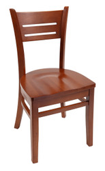 Our Danielson Wood Chair In Cherry With Cherry Wood Seat Is Perfect For  Commercial Or Home