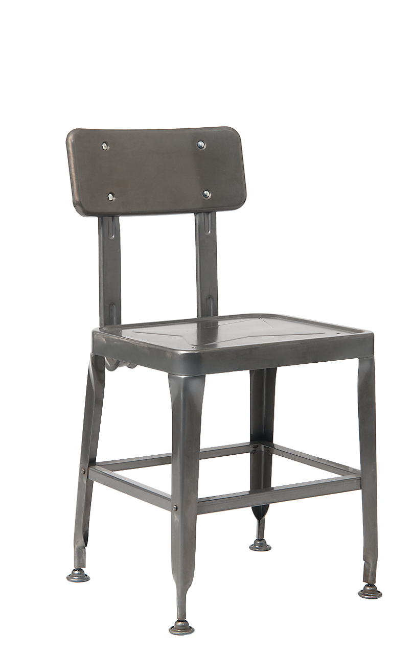 Wolfram Outdoor Metal Armchair Seats And Stools