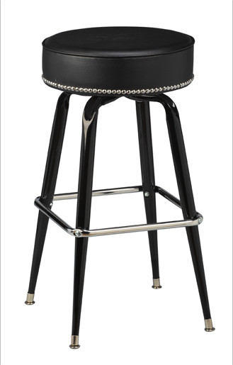 Nailhead Trim Bar Stools Nailhead Trim Stool Seats And
