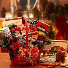 Tidings of Joy Holiday Gift Basket