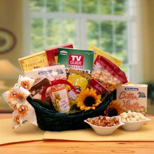 A Gift of Get Well Sunshine Gift Basket