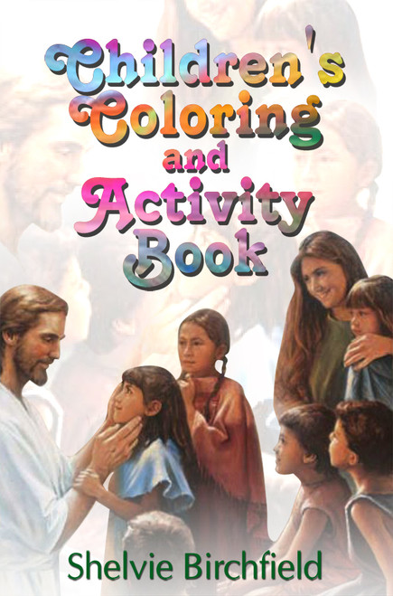 Children's Coloring and Activity Book