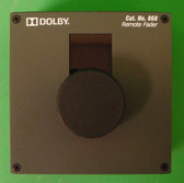 Dolby Cat. 868 Remote Fader for CP750 - by special order only.