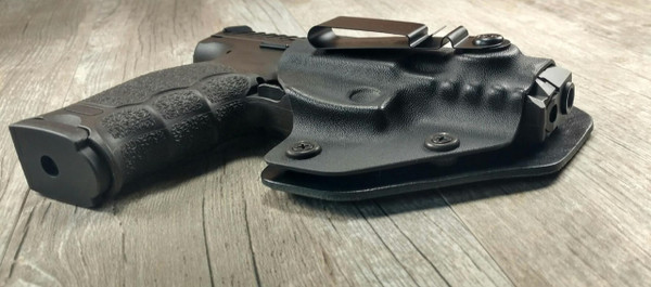 Swift Draw Holsters Appendix Carry with adjustable retention