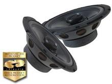 "6.5"" CL-6EX.2 CDT Audio 2 Ohm Coaxial Speaker Pair 2-Way"