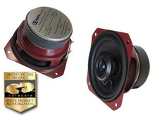 "4"" CL-4EX CDT Audio 4"" Coaxial Speaker Pair"