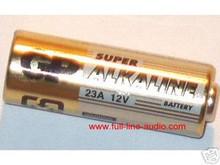 Remote Control BATTERIES (2)   Brand New 12V 23amp