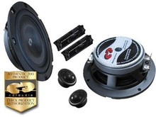 "4"" CL-42SL CDT Audio Classic ""Slim"" 2-Way Component Set"