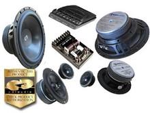 "6.5"" CL-632 CDT Audio 3-Way Component Speaker Set"