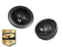 "3/4"" TW-19 CDT Audio Silk Dome Swivel Tweeter Set"
