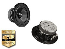"4"" ES-4 CDT Audio Mid-Range Woofer Pair"