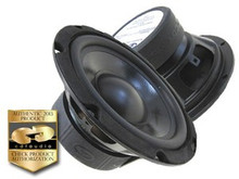 "6.5"""" CL-6MSub CDT Audio Classic Series Enhanced Bass Woofer Pair"