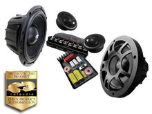 "CDT Audio HD-6MO-Pro-6.5"" Professional Component System-200w RMS-Shipped Free"
