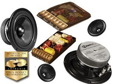 "5.25"" ES-52i CDT Audio Component Speaker System CDT's BEST"