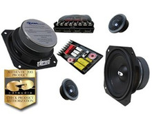 "4"" CL-42 CDT Audio 2-Way Classic Series Component Speaker System"