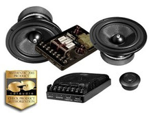 "4"" HD-42 CDT Audio 2-Way High Definition Component Speaker Set"