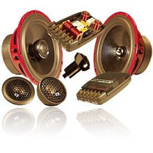 "CL-E61CV CDT Audio ""Convertible"" 6.5"" Component Speaker System"