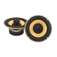 "AQUATIC AV 6.5"" Waterproof Speakers for Harley-Davidson Motorcycle AQ-SPK6.5-4HB"