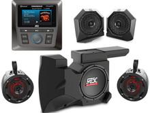 MTX RZRSYSTEM2.9 Four Speaker, Subwoofer, Polaris RZR Audio System