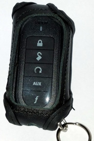 Leather Cover for PYTHON 7654P 7254P 7154P 7652P 7251P 7152P Remote Control SGPC6