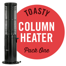Column Heater Pack 1