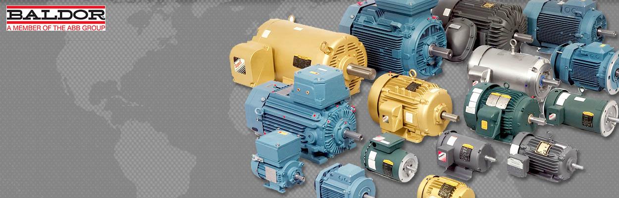 Baldor motors