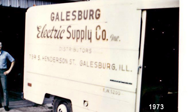 Galesburg Electric/Industrial Supply, Inc.