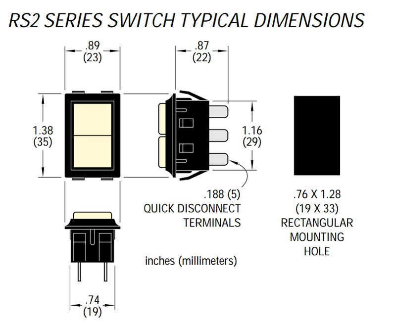 general electric rs232 dime?t=1445564756 ge rs232 rs series unlighted 2 button momentary switch ivory rr7 relay wiring diagram at fashall.co