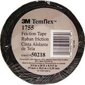 "3M 1755 - Temflex Friction Tape 3/4"" x 60'"