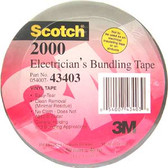 3M Scotch 2000 2X50 - Electrician's Bundling Tape