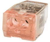 Ideal 30-1032 - In-Sure Push-In 2-Port Wire Connector