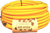 "Power Port XAH381000RS - 3/8"" x 100' Oil Resistant Air Tool Hose"