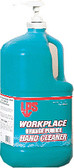 LPS O9228 - Workplace Orange Pumice Hand Cleaner - 128 fl. oz.