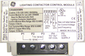 d_1844__40987.1431634770.380.500?c=2 ge cr460xmc 2 wire 110 120vac conversion kit for mechanically ge lighting contactor cr460 wiring diagram at soozxer.org
